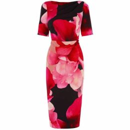 Coast Rosalina Scuba Shift Dress