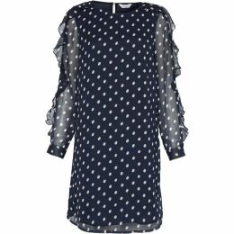 Great Plains Dot Mix Dress