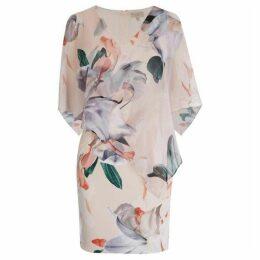 Coast Avienna Print Tier Dress