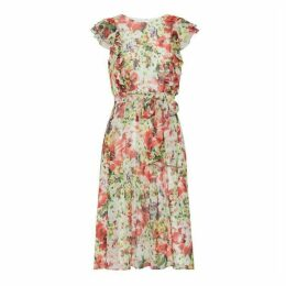 Gina Bacconi Rozella Chiffon Dress