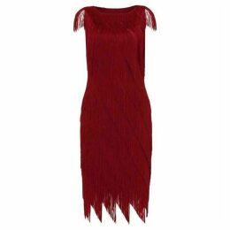 Phase Eight Kacy Fringe Dress