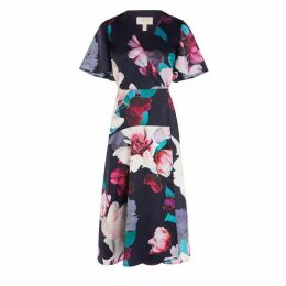 Coast Ingrid Wrap Dress D