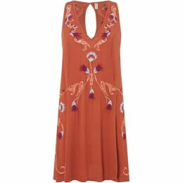 Free People Adelaide Festival Mini slip Dress