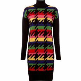 Escada Turtle neck duardi dress