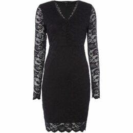 Vero Moda Lucia Lace Mini Dress