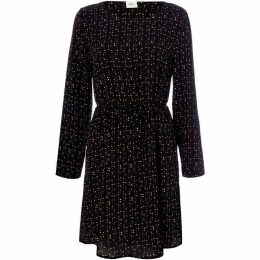 JDY PIPER LONG SLEEVE SHIFT DRESS