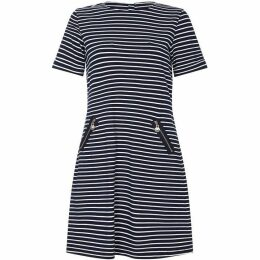Yumi Stripe Shift Dress