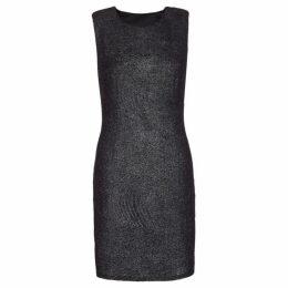 Mela Metallic Bodycon Dress