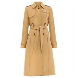 Damsel in a Dress Eleni Trench Belted Coat