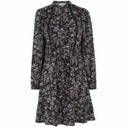 Oasis Rose Bird Dress
