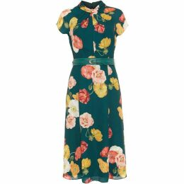 Phase Eight Laura Flora Print Dress