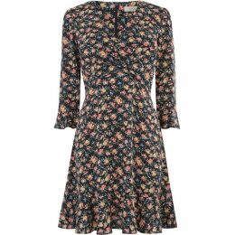 Oasis Garden Ditsy Skater Dress