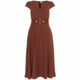Damsel in a Dress Tilly Stripe Jersey Dress