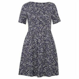 French Connection Audrene Fit And Flare Dress