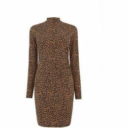 Oasis Animal Tube Dress