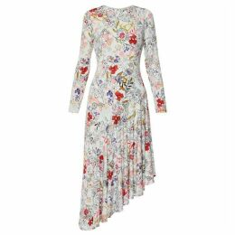 Gina Bacconi Estrella Asymmetric Dress