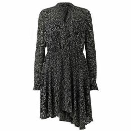 All Saints Martina Splash Dress
