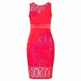 M by MAIOCCI Lace Detailed Dress