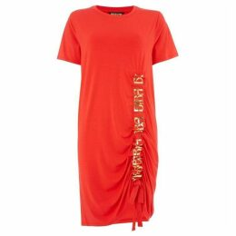 Biba ruched tape dress