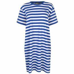 Polo Ralph Lauren Stripe Jersey T Shirt Dress