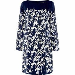 Gant Snowdrop Printed Dress