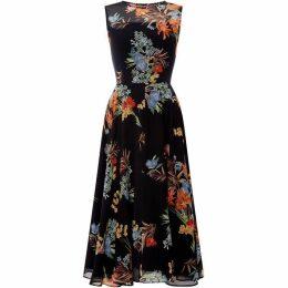 Marella Pinta sleeveless v neck a line dress