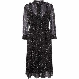 Iblues Ittico spot shirt dress