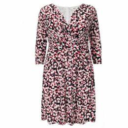 Studio 8 Plus Size Charlotte cherry print dress