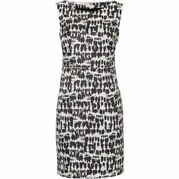 Betty Barclay Printed shift dress