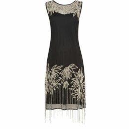 Roman Originals Embellished Flapper Shift Dress