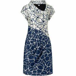 James Lakeland Taffeta Jacquard Dress