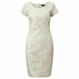 James Lakeland Shimmer Jacquard Dress