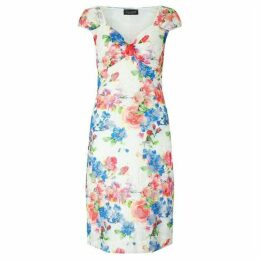 James Lakeland Floral Lace Dress