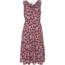 Havren Lara Cowl Neck Flare Dress