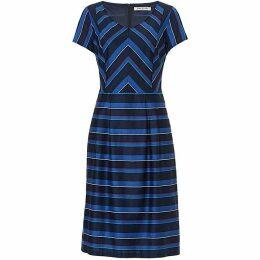 Betty Barclay Striped shift dress