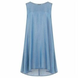 Phase Eight Bryony Chambray Dress