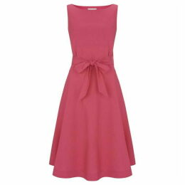 Havren Zara Cotton Belt Dress