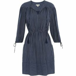 Whistles Eleri Stripe Dress