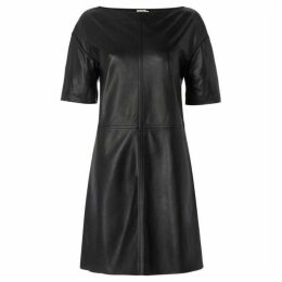 Twist and Tango Evelyn Leather Dress