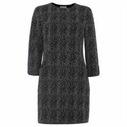 Damsel in a Dress Mist Textured Jersey Dress