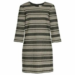 Great Plains Ula Stitch Jacquard Shift Dress