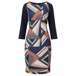 James Lakeland three quarter Sleeve Dress