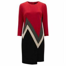 James Lakeland Zag Dress