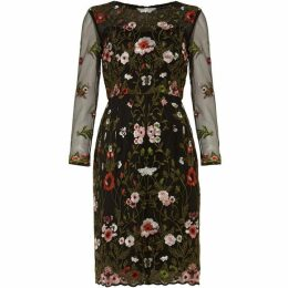 Phase Eight Miriam Embroidered Dress