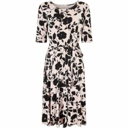 Havren Vanessa Tie Belt Dress