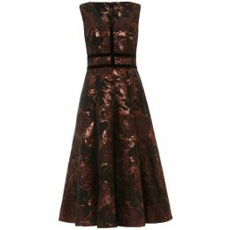 Phase Eight Nanette Jacquard Dress