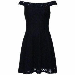 Superdry Katerina Bardot Lace Skater Dress