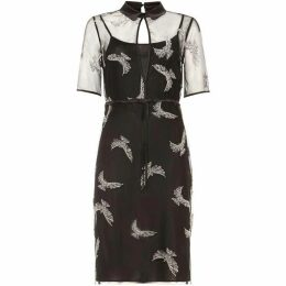 Phase Eight Mira Embroidered Dress