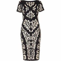 Phase Eight Sanna Tapework Dress