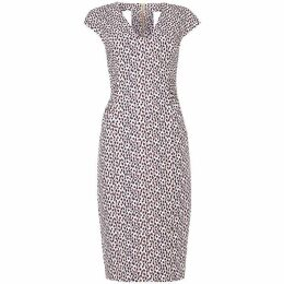 Damsel in a Dress Confetti Print Dress